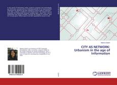 Buchcover von CITY AS NETWORK: Urbanism in the age of Information