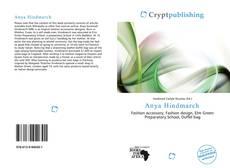 Buchcover von Anya Hindmarch