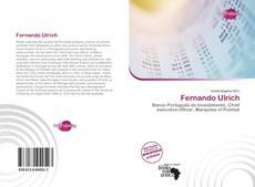 Bookcover of Fernando Ulrich