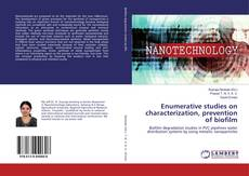 Capa do livro de Enumerative studies on characterization, prevention of biofilm