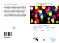 Couverture de John Jenkins (Composer)