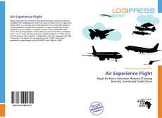 Portada del libro de Air Experience Flight
