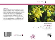Bookcover of Aardvark
