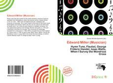 Edward Miller (Musician) kitap kapağı