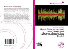 Portada del libro de Martin Shaw (Composer)