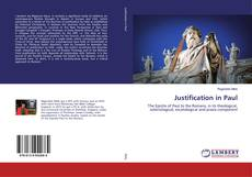 Bookcover of Justification in Paul