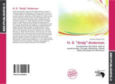 """H. S. """"Andy"""" Anderson的封面"""
