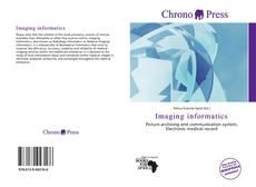 Bookcover of Imaging informatics