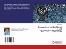 Proceedings on Qualitative and Quantitative Psychology kitap kapağı