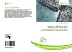 Borítókép a  Cardiac rhythmicity - hoz