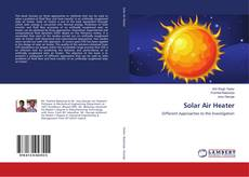 Bookcover of Solar Air Heater