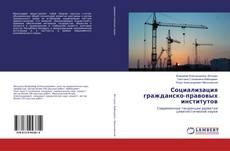 Обложка Социализация гражданско-правовых институтов
