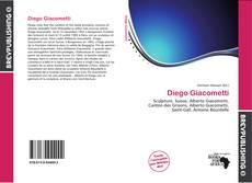 Bookcover of Diego Giacometti