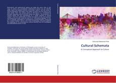 Bookcover of Cultural Schemata