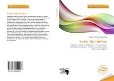 Buchcover von Yves Bonnefoy
