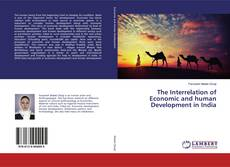 Bookcover of The Interrelation of Economic and human Development in India