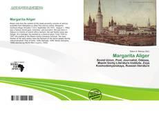 Couverture de Margarita Aliger
