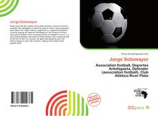 Bookcover of Jorge Sotomayor