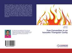 Portada del libro de Free Convection in an Isosceles Triangular Cavity