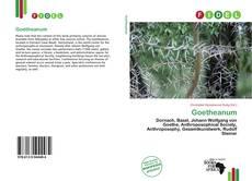 Bookcover of Goetheanum
