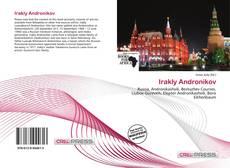 Irakly Andronikov的封面
