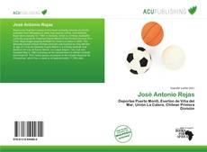 Bookcover of José Antonio Rojas