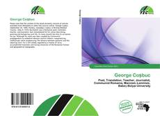 Bookcover of George Coșbuc