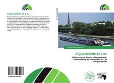 Обложка Aiguebelette-le-Lac