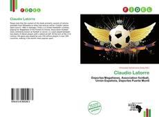 Capa do livro de Claudio Latorre
