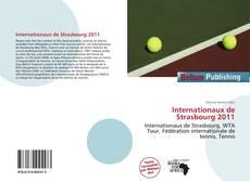Internationaux de Strasbourg 2011的封面