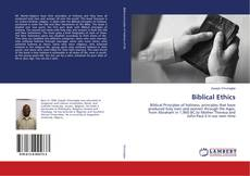 Bookcover of Biblical Ethics