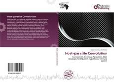 Bookcover of Host–parasite Coevolution