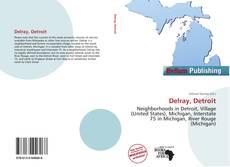 Copertina di Delray, Detroit