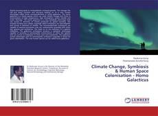 Portada del libro de Climate Change, Symbiosis & Human Space Colonisation - Homo Galacticus