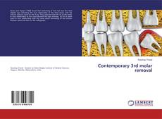 Bookcover of Contemporary 3rd molar removal