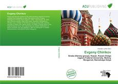 Bookcover of Evgeny Chirikov