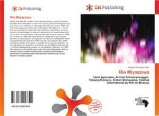 Rie Miyazawa kitap kapağı