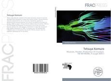 Tetsuya Komuro kitap kapağı