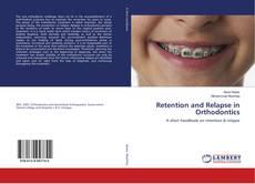 Portada del libro de Retention and Relapse in Orthodontics