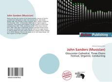 Bookcover of John Sanders (Musician)