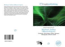 Copertina di Michael Talbot (Musicologist)