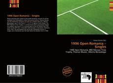 Couverture de 1996 Open Romania – Singles