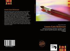 Capa do livro de Lowes Cato Dickinson