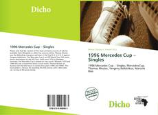 Buchcover von 1996 Mercedes Cup – Singles