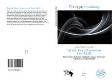 David Ray (American Football) kitap kapağı
