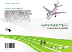 Capa do livro de Canadian Pacific Air Lines