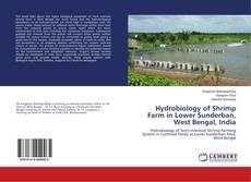 Buchcover von Hydrobiology of Shrimp Farm in Lower Sunderban, West Bengal, India