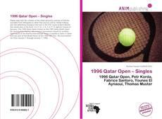Bookcover of 1996 Qatar Open – Singles