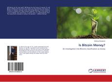 Bookcover of Is Bitcoin Money?