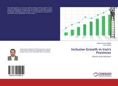 Portada del libro de Inclusive Growth in Iran's Provinces